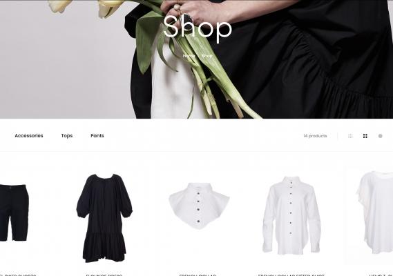 Atelier Valigi – e-commerce abbigliamento 5